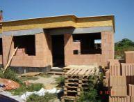 REALFINANC - 4 izbový Rodinný Dom, BUNGALOV, Novostavba, zastavaná plocha 105 m2, pozemok 322 m2, Hrubá Borša !!!
