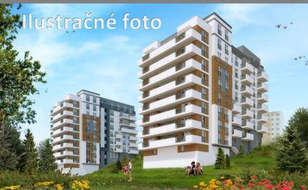 1-izbový zariadený byt - bauring v centre mesta BB