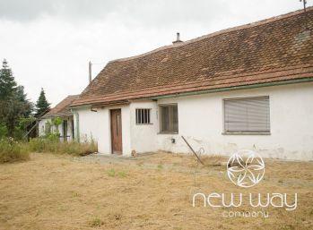 Predané - Chalupa s pozemkom na predaj v Borskom Mikuláši
