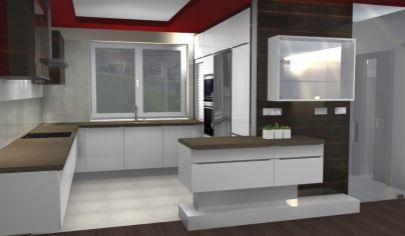 Predáme novostavbu  2-podlažného  rodinného domu  v radovej zástavbe v Bernolákove.