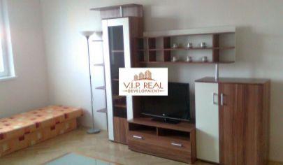 Prenájom 1 izbový byt s balkónom Šándorova ul. Bratislava, Ružinov