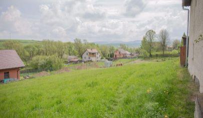 Lukratívny stavebný pozemok (26 EUR/m2) Lieskovany