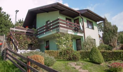 Rodinný dom so slnečným pozemkom Závada