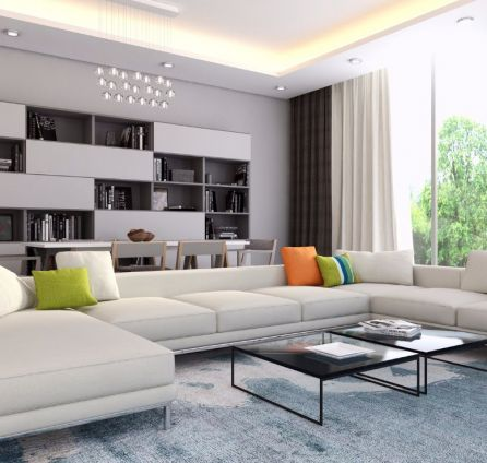 STARBROKERS - PREDAJ - NOVOSTAVBA, 3 izbový byt s atraktívnou terasou, Ružinov- jedinečný byt
