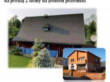 2 domy na jednom pozemku Bodice v LM.