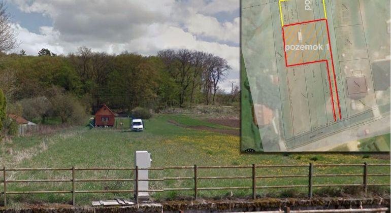 Pozemok na predaj v Prusoch 4 km od BN