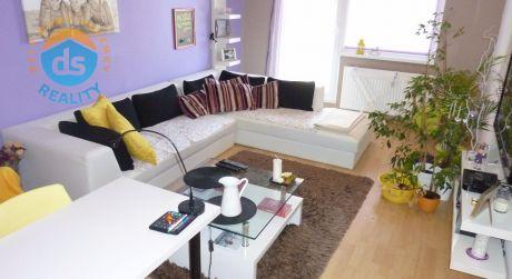 Na predaj zariadený byt 3+1 s lodžiou, 78 m2, Trenčín, Halalovka