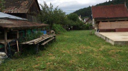 Pozemok so zákl. doskou Horný Moštenec, okr. Považská Bystrica