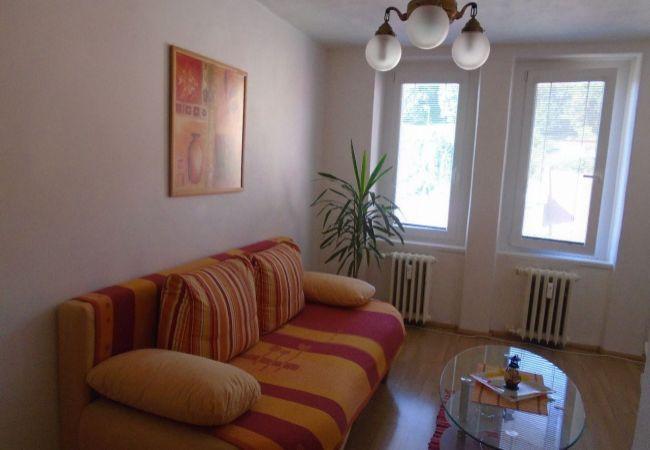 Predaj slnečného  zrekoštruovaného  1 izbového bytu v meste Kremnica. (031-111-LOS)