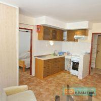 1 izbový byt, Prievidza, 38 m², Čiastočná rekonštrukcia