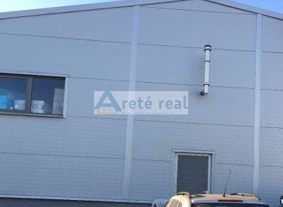 Areté real, Prenájom haly 200m2 v uzavretom a dobre prístupnom areáli v širšom centre Pezinka