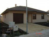 REALFINANC - 100% aktuálny! 4 izbový Rodinný Dom s garážou, Novostavba, zastavaná plocha 150 m2, pozemok 590 m2, Dolné Lovčice !