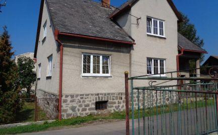 Predaj rodinného domu v obci Horná Štubňa - ZVÝHODNENÁ PONUKA - cena 44900