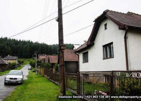 Rodinný dom v podtatranskej obci Važec