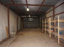 NA PRENÁJOM - Skladovací priestor v priemyselnej zóne 100 m2