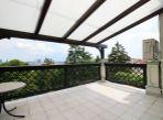 prenájom, 3-izbový zariadený byt s panoramatickým výhľadom na Bratislavu, terasa, výťah, klimatizácia, garáž