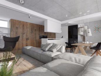 Na prenájom 2.-izbový byt po kompletnej rekonštrukcií