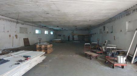 Výrobno-skladová hala 600m2 - na prenájom v okr. Pov. Bystrica