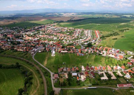 Komerčný pozemok výstavba domov,bytov predaj Zvolen-Zvolenská Slatina