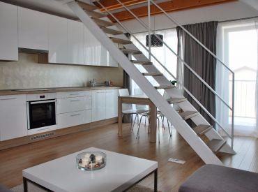 Veľmi pekný, zariadený 2i byt v novostavbe