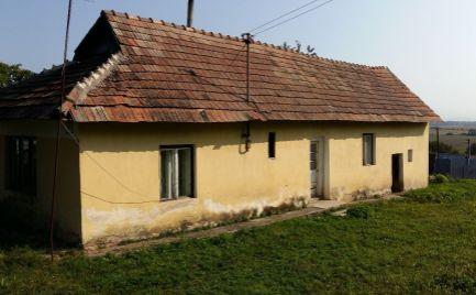 GEMINIBROKER Vám ponúka na predaj dom s pekným pozemkom v Janíku