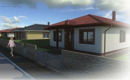 Novostavba domu v obci Beckov - cena aj s pozemkom už od 120.000,-€