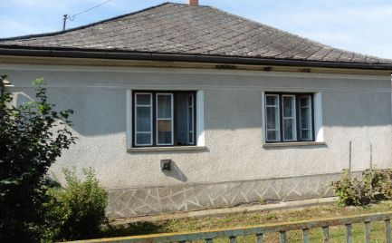 GEMINIBROKER Vám ponúka na predaj dom v krásnom prostredí - Kovácsvágás