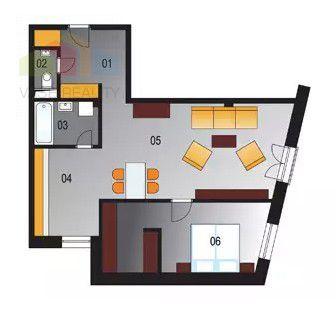 2-izbový byt-Predaj-Piešťany-159000.00 €