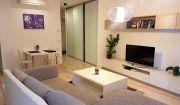 Prenajmeme luxusný 1.izb.byt s podzemným parkovaním v centre mesta Trnava