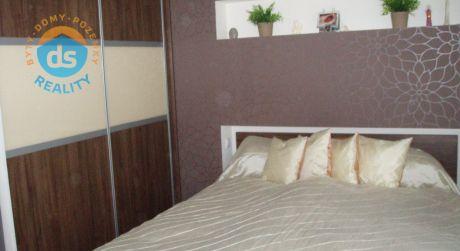 Exkluzívne na predaj nový, zariadený 1 izbový byt s balkónom, 36 m2, Borčice