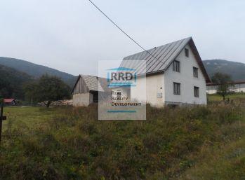 Rodinný dom Vrícko ,,EXKLUZÍVNE,,
