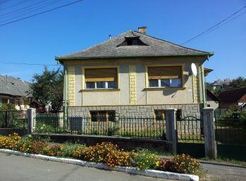 Predáme rodinný dom - Maďarsko - Aggtelek