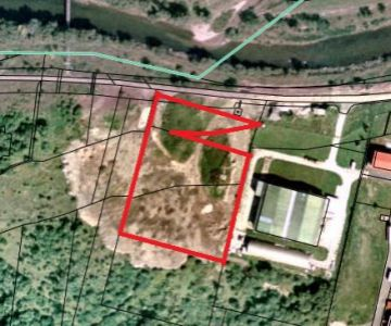 Pozemok v priemyselnej zóne - Liptovský Mikuláš