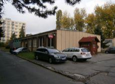Nebytový priestor - časť samostatne stojacej budovy, ul. Ivana Horvátha