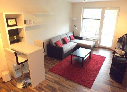 STARBROKERS - predaj 2-izbového bytu v novostavbe na Jégeho Aleji, Bratisalva - Ružinov, možnosť parkovacieho miesta