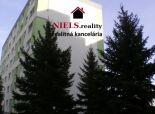 DOBRA PONUKA - 2-izbový byt v Nitre na Jedlíkovej ulici