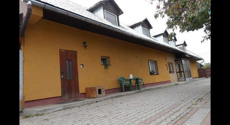 7-izb. kompl. rekonštr. RD Bolešov, pozemok 3420 m2