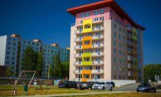 1 izbový byt v novostavbe na predaj, 40 m2, Prešov