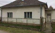 PREDAJ, 3izbový rodinný dom s moderným dispozičným riešením BAKA