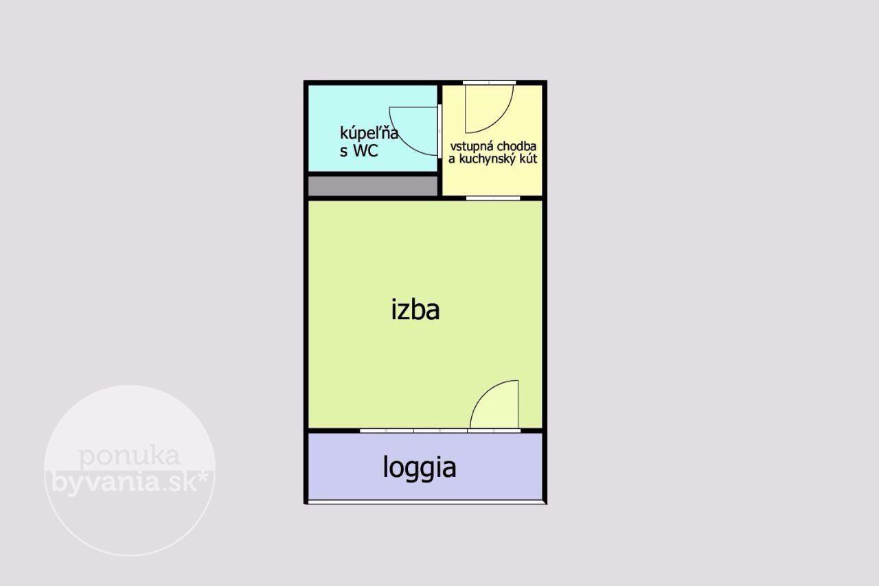 ponukabyvania.sk_Lachova_1-izbový-byt_archív