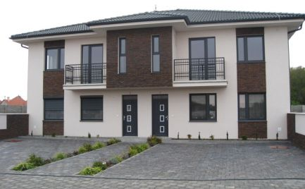 Veľmi pekný 3 izb byt v novostavbe v obci Horná Potôň