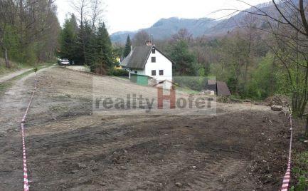 Pozemok pre výstavbu chaty na Sigorde, Prešov