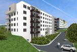 MONOLIT Slovakia, s.r.o. - Bývanie s výhľadom na Saratovskej ulici - vo výstavbe