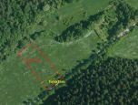 Pozemok o výmere 3707m2 v Púchove časť Ihrište