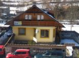 Rodinná vila pod Nízkymi Tatrami, Mýto pod Ďumbierom