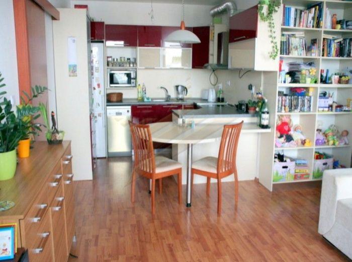 PREDANÉ - NA GRUNTE – KRASŇANY, 2-i byt, 63 m2 – nová, tichá lokalita plná zelene, NOVOSTAVBA