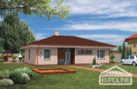 Novostavba 4-izbového rodinného domu