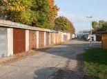 Galanta, Parková: Predaj murovanej garáže s motažnou jamou, pozemok 21m2
