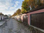 Galanta, Parková: Predaj murovanej garáže s motažnou jamou, pozemok 19m2