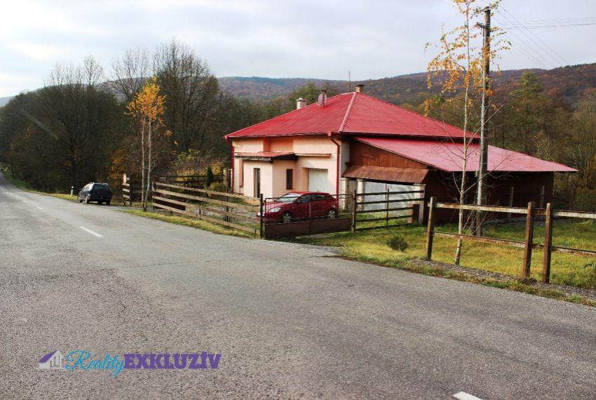 Predaj Rodinné domy Horný Tisovník-23